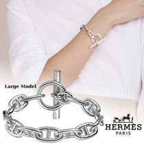 【HELMES】大人気 チェーンブレスレット Chaine d'Ancre Large