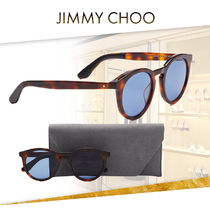 【19SS NEW】 Jimmy Choo_men / ALBERT べっ甲柄サングラス /