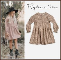 2歳〜8歳☆ LA発!!  ★Rylee & Cru★ ditsy janie dress