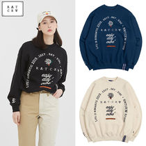 ROMANTIC CROWN★ユニセックス RMTCRW Studio Sweat Shirt 3色