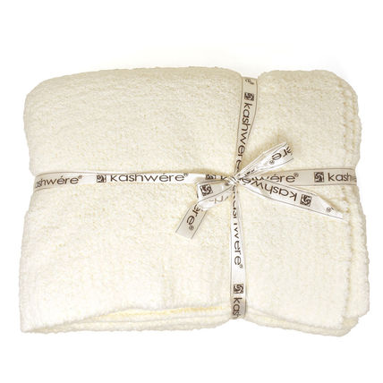 kashwere キッズ・ベビー・マタニティその他 KASHWERE カシウエア T-30-05-52  Throw Solid Blankets