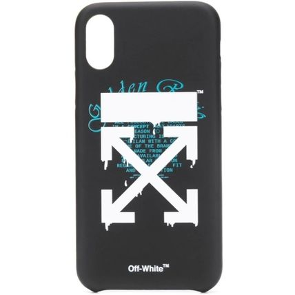Off-White スマホケース・テックアクセサリー ★安心の国内発送★人気商品★Off-White Dripping Arrows iPhone(2)