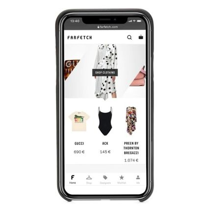 Off-White スマホケース・テックアクセサリー ★安心の国内発送★人気商品★Off-White Dripping Arrows iPhone(3)