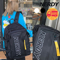 NERDY Belted Mesh Backpack BBN287 追跡付