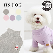 ITS DOG MINK JELLY T-SHIRT BBN278 追跡付