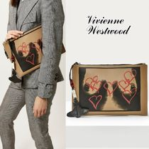 【Vivienne Westwood】関税・送料込 PUNK POUCHクラッチバッグ
