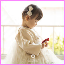 【ArimCloset】lace ribbon vanilla tutu baby cotton dress