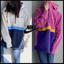 国内発送・正規品★NIKE ナイキ★AS M NSW CLUB HALF ZIP HOODIE
