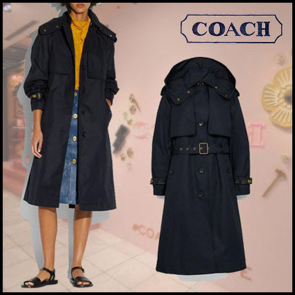 Coach アウターその他 Hooded Trench