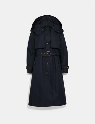 Coach アウターその他 Hooded Trench(3)