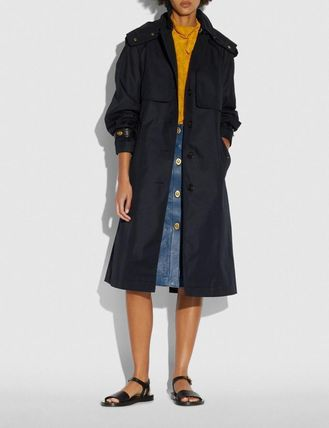 Coach アウターその他 Hooded Trench(4)