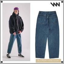 WV PROJECTのTanner loose denim pants