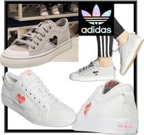 送料無料・関税込★Adidas Originals★NIZZA TREFOIL W 兼用