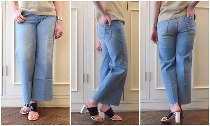 MOTHER デニム・ジーパン SALE !MOTHER(マザー) THE ROLLER CROP FRAY(3)