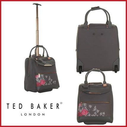 TED BAKER スーツケース Ted Baker【関税込み】Albany Babylonビジネストローリーb586