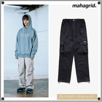 日本未入荷MAHAGRIDのJUNGLE CARGO PANTS 全2色