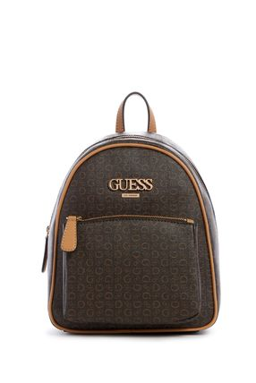 Guess バックパック・リュック 新作【Guess(ゲス)】MUZE LOGO BACKPACK モノグラム リュック(2)