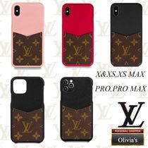 ◆LOUIS VUITTON ◆IPHONEケース X&XS/XS MAX/11 PRO/11PRO MAX