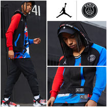 人気コラボ!! Jordan x Paris Saint-Germain Fleece Hoodie