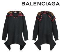[関税・送料込] BALENCIAGA☆Sweater