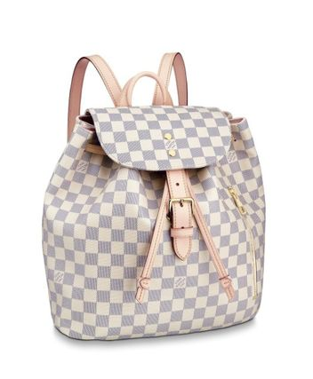 Louis Vuitton バックパック・リュック ☆安心の国内発送☆ LV スペロン ダミエ・アズール 人気♪(2)