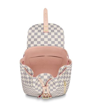 Louis Vuitton バックパック・リュック ☆安心の国内発送☆ LV スペロン ダミエ・アズール 人気♪(5)