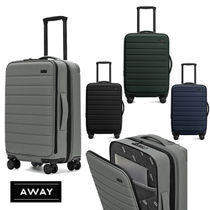 AWAY★機内持込みソフトケースThe Expandable Carry-On拡張OK!