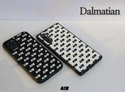 スマホケース・テックアクセサリー ★AIGHT★Dalmatian ipone Case+Neck strap+Smart Ring/2色(4)
