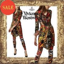 ☆SALE☆Vivienne Westwood TAPESTRY シャツワンピース