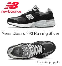 MADE IN USA*NEW BALANCE*Men's Classic 993 Running shoes B