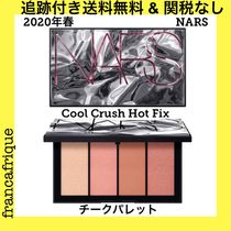 2020春☆NARS☆Cool Crush☆Hot Fix☆チークパレット