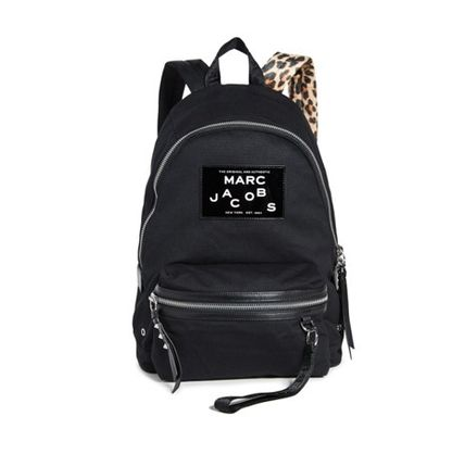 MARC JACOBS バックパック・リュック 【安心の国内発】◆The Marc Jacobs◆ロゴ入り 大容量 リュック(2)