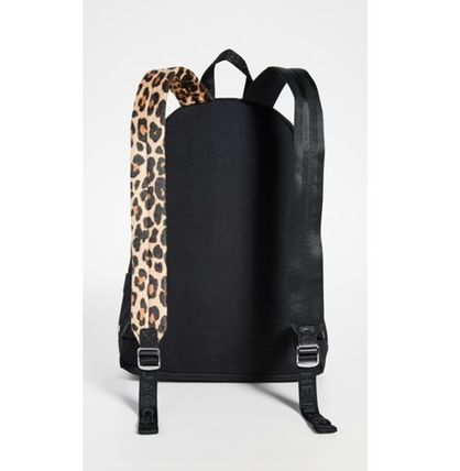 MARC JACOBS バックパック・リュック 【安心の国内発】◆The Marc Jacobs◆ロゴ入り 大容量 リュック(5)
