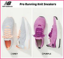 大人気!!  新作!!  ☆New Balance☆  Pro Running Knit Sneakers