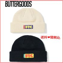 ☆関税送料込☆Butter Goods  FTC FLAG WHARFIE BEANIE
