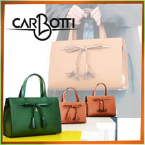 CARBOTTI(カルボッティ) バッグ・カバンその他 Carbotti MARLENE 253 ハンドバッグ☆日本未入荷 made in Italy