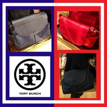 Tory Burch☆THEA NYLON MESSENGER マザーズバック☆税 送込