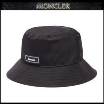 【MONCLER モンクレール】ロゴパッチ ハット NAVYBLUE/追跡付