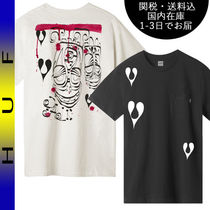 国内在庫・即納可能 HUF×Phil Frost  S/S POCKET TEE