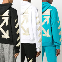 即発送 OFF WHITE 20SS TAPE ARROWS OVER HOODIE