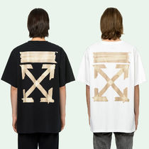 OFF WHITE 20SS TAPE ARROWS S/S OVER TEE