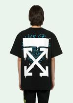 OFF WHITE 20SS DRIPPING ARROWS S/S OVER TEE