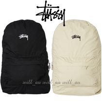 AUS発【STUSSY】Stock Twill Backpack バックパック