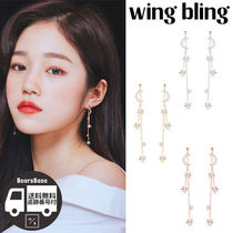 wing bling DAZZLING BRIGTH DAY EARRING BBM314 追跡付