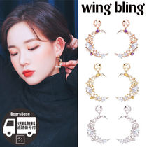 wing bling LUNA EFFECT EARRING BBM315 追跡付
