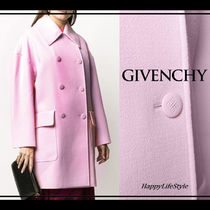 lovely♪◇オーバーサイズ Wool Coat◇GIVENCHY