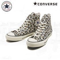 【CONVERSE】☆ALL STAR 100 ハイカット レオパード☆