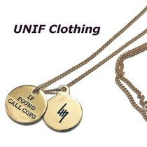 UNIF Clothing(ユニフ) ネックレス・チョーカー UNIF★HELTER SKELTER/ネックレス