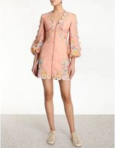 Zimmermann ジマーマン Zinnia Scallop Mini Dress ワンピース