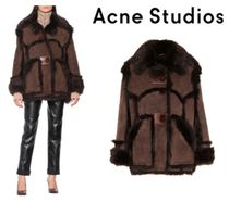 [関税・送料込] Acne Studios☆Shearling jacket